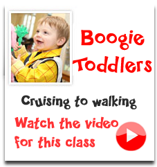 Boogie Toddlers